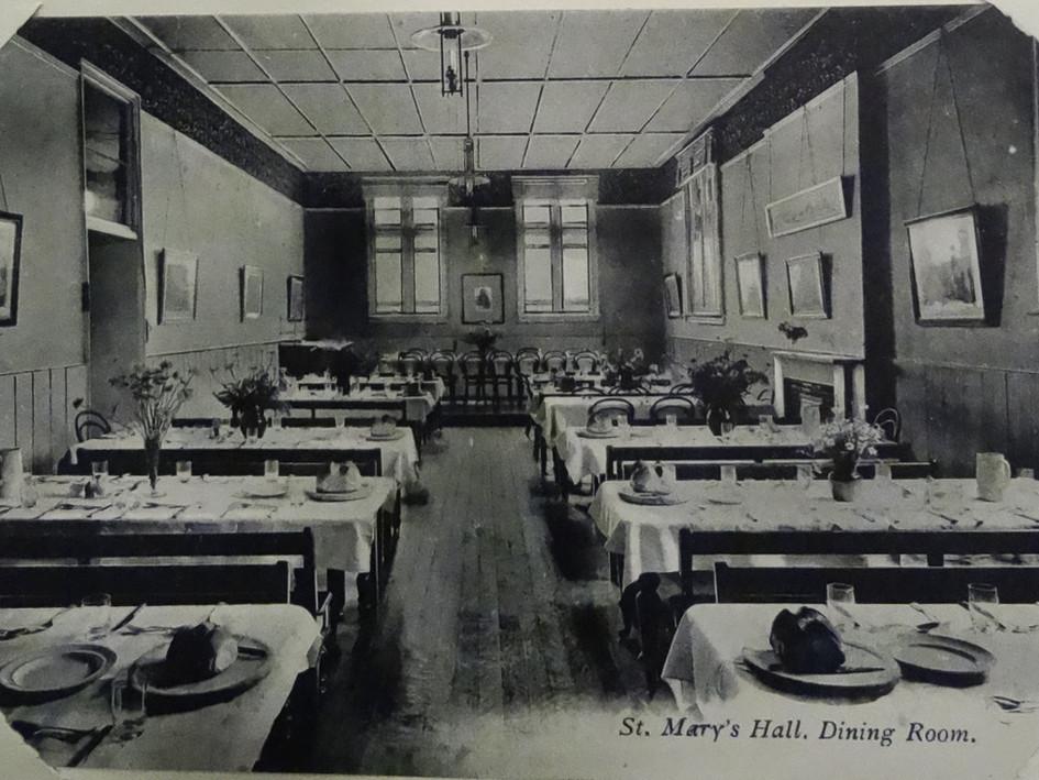 Dining Room c1907