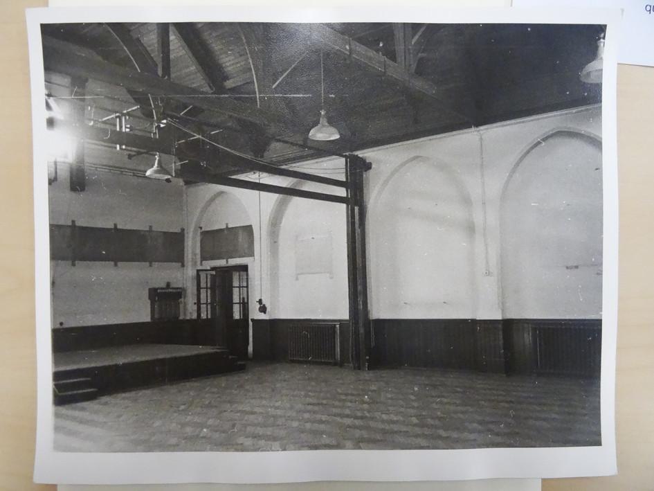 Elliott Hall (old) c 1969