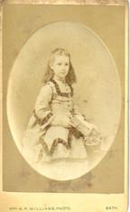 Caroline Harriet Maria Stuart (on 1891 census as pupil at SMH)