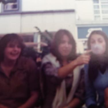 Lesley Clifford, Deborah Parker and Dean