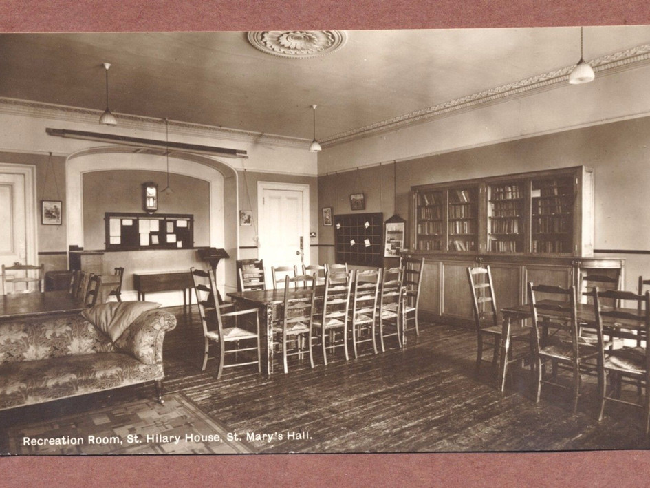 Recreation Room, St. Hilary House