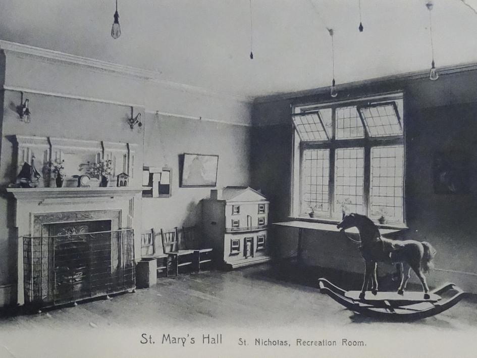 St Nicholas, Recreation Room c1907