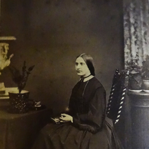 Miss Lucy Newport (Sister to Maria Newpo