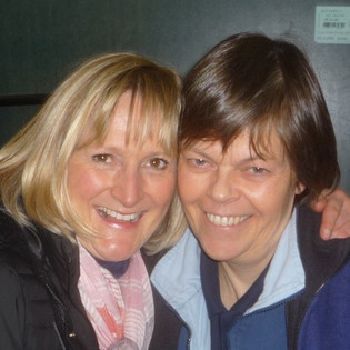 Claire Bowes & Kathy Howard