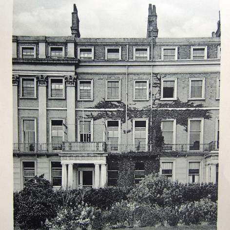 St Hilary House (21/22 Sussex Square)