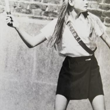 Carolyn Jackson-Brown (Sycamore) 1975-76