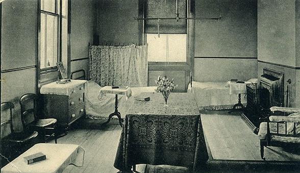Sanatorium c1907