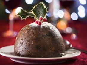 クリスマスに食べる物