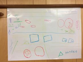 幼稚園生クラスのactivity