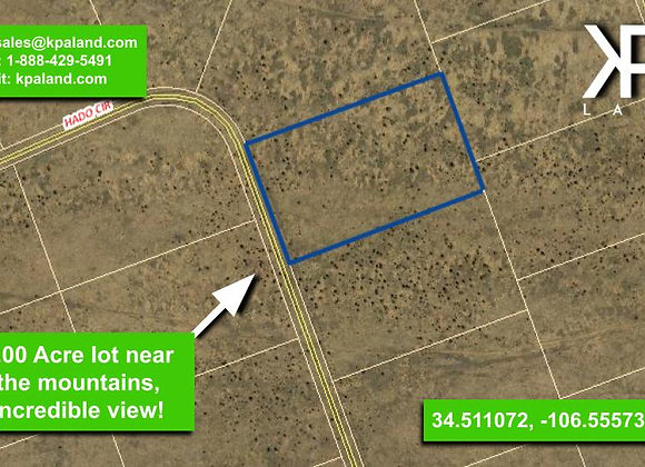 5.00 Acre Vacant Lot in Valencia County, NM (APN: 1-019-018-515-125-000210)