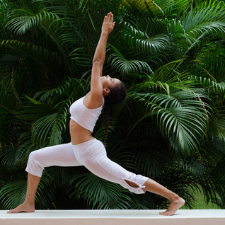 How to practice a moon salutation