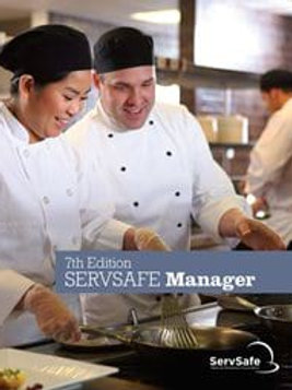 Servsafe Manager Book with Voucher