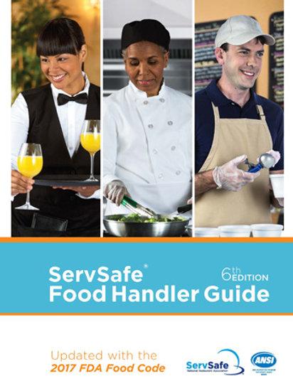 Food Handler Booklet