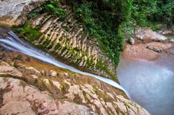 "Водопады ""Руфабго"""
