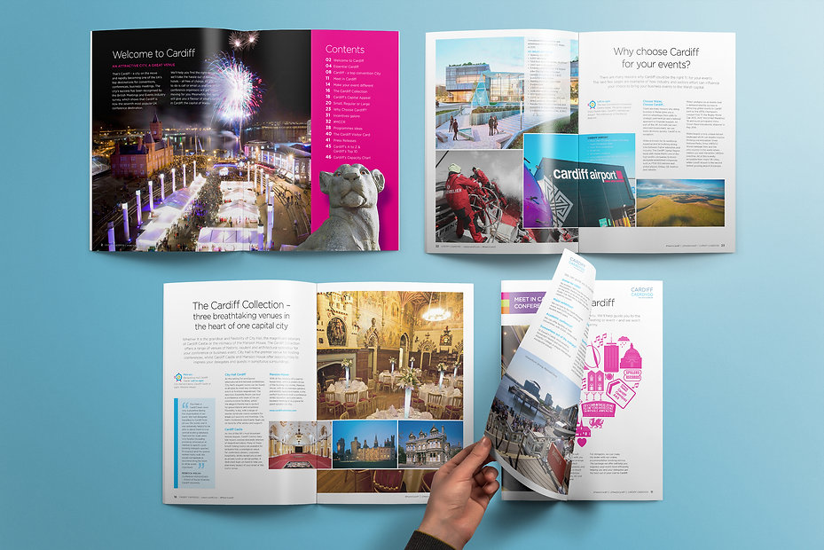 Cardiff Travel Trade Magazine