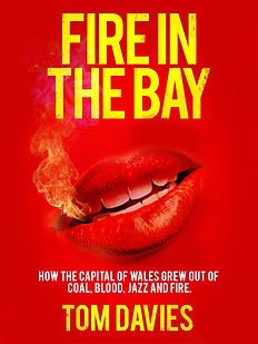 Book Cover Designs Tom Davies