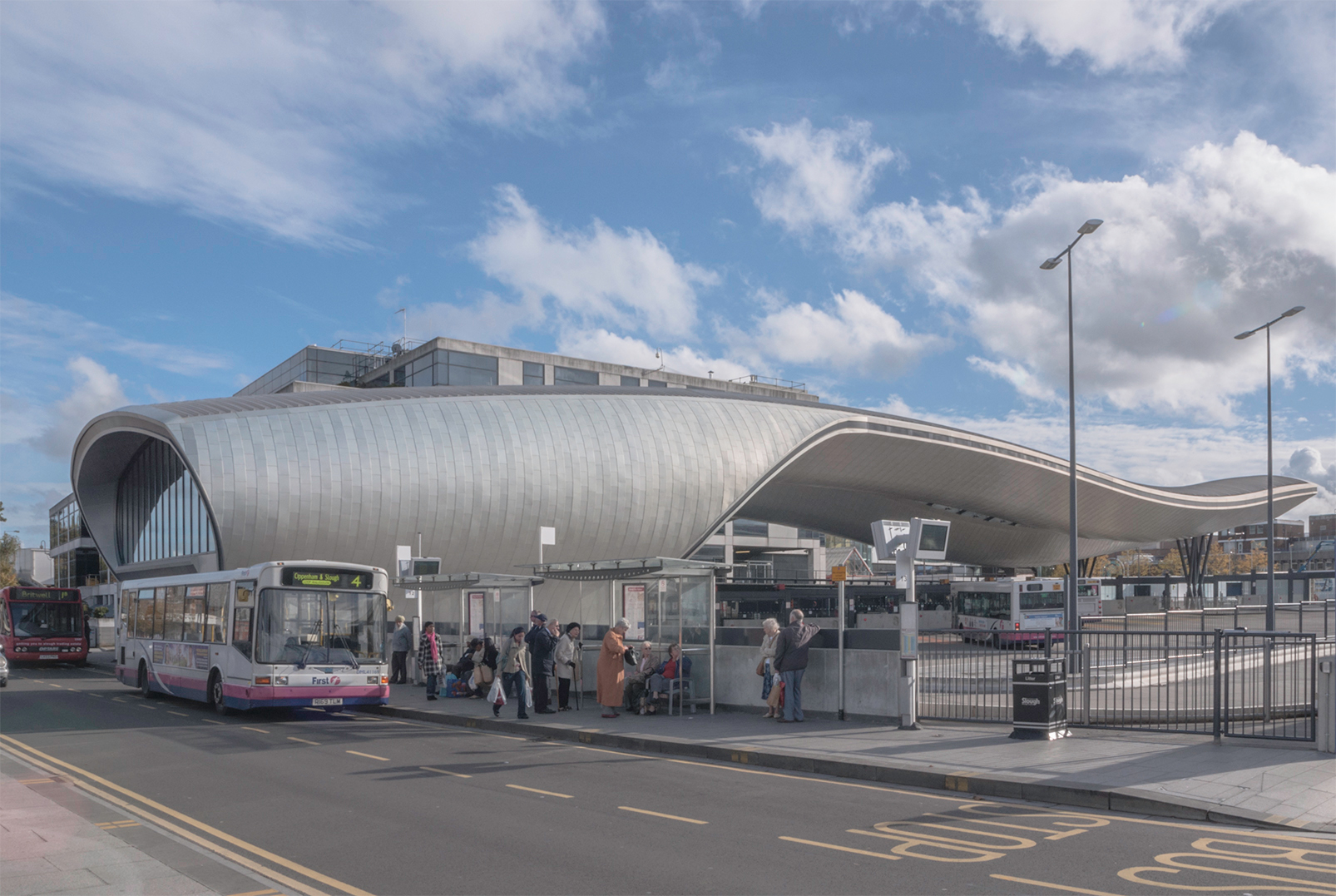 Slough Bus Station