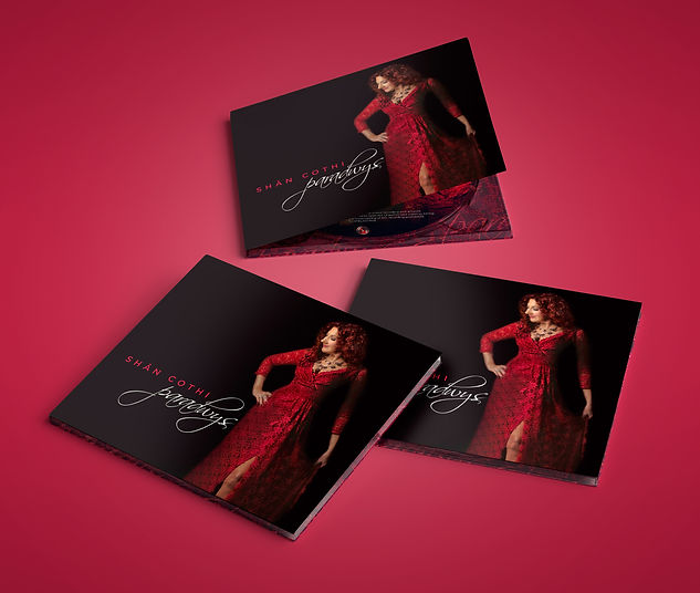 Shan Cothi Music Promotion and CD artwork