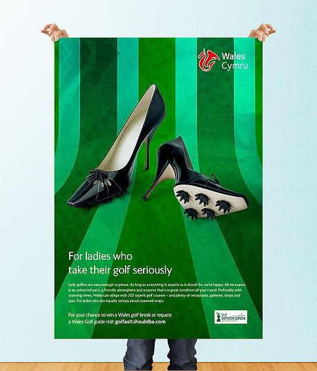 Wales Cymru Golf As It Should Be