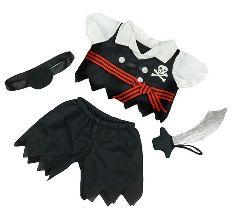 """Pirate Outfit 8"""""""