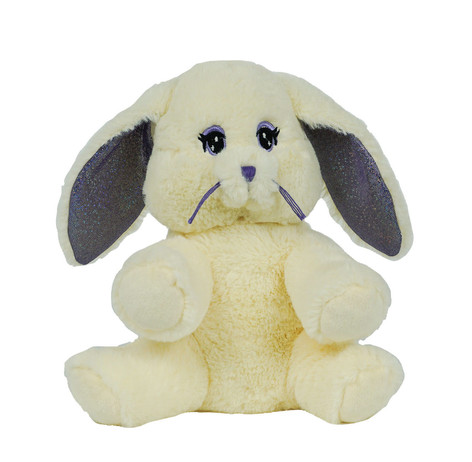 """Cream Bunny 8"""" - OUT OF STOCK (back early May)"""