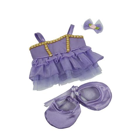 """Purple Ballerina 8"""""""