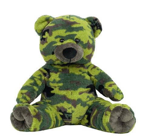 "Camo Bear 16"""
