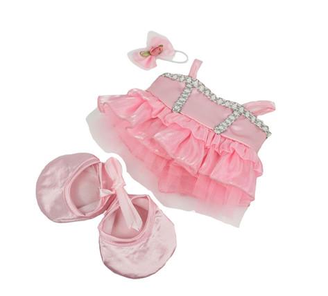 "Pink Ballerina 8"""