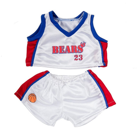 "Bastketball Uniform 16"""