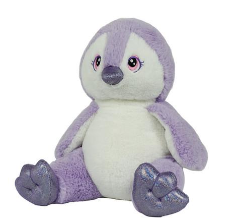"""Purple Penguin 16"""""""