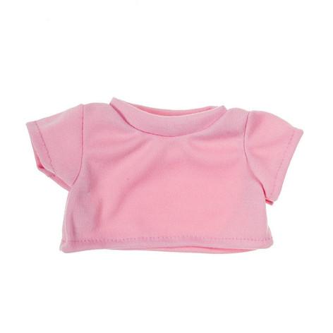 """Light Pink T-Shirt 8"""""""