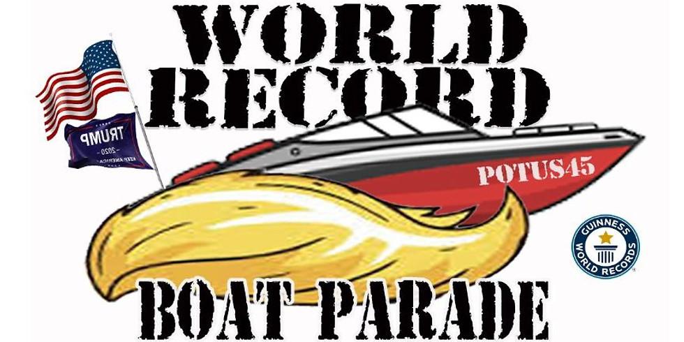 Trump Rally Flotilla August 15, 2020
