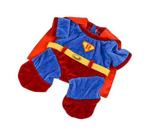 """Super Bear Outfit 8"""" - OUT OF STOCK"""