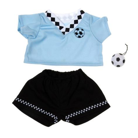 "Blue Soccer Uniform 16"""