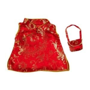 Chinese Chenogsam Outfit 16