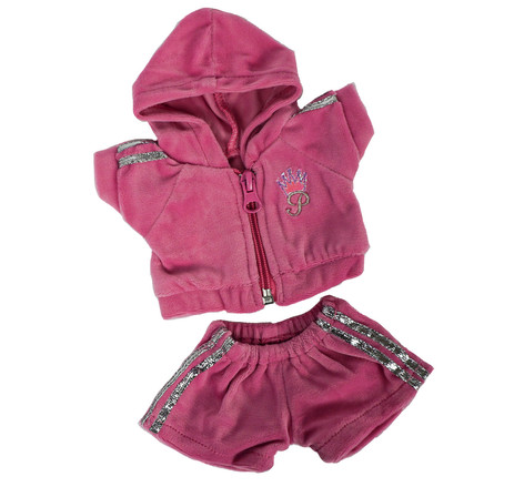 """Pink Jogging Outfit 8"""""""
