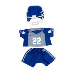 "Football Uniform with Helmet 16"""