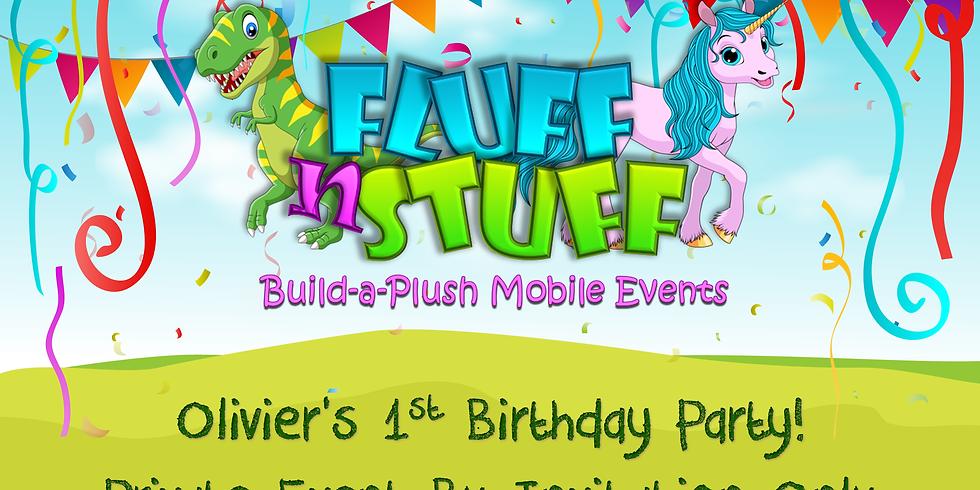 Olivier's 1st Birthday Party!