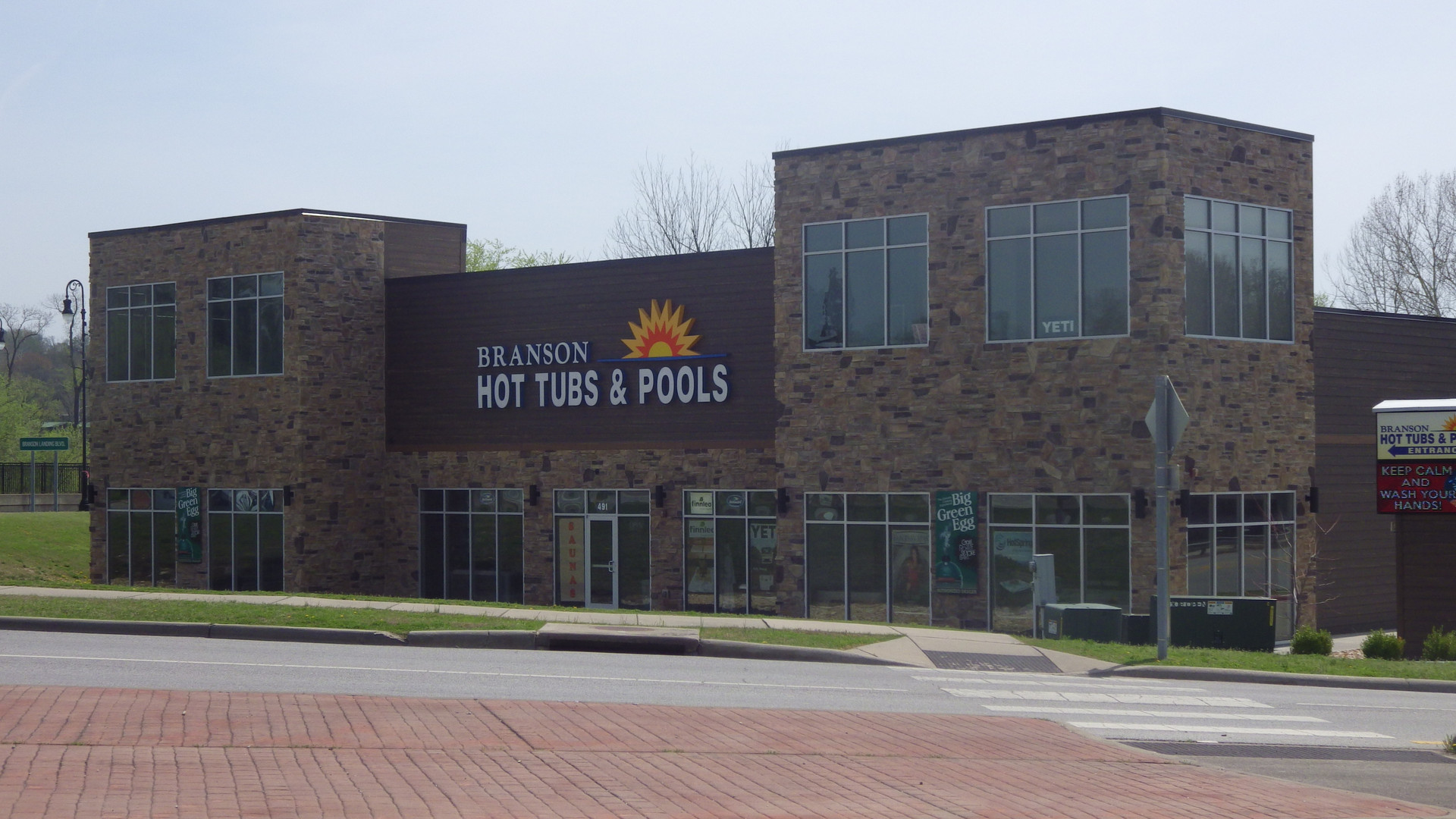 branson hot tubs and pools