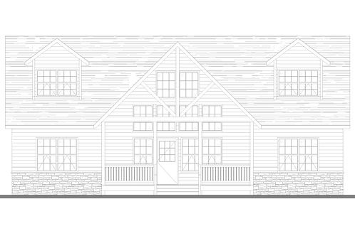 2200 Cabin Plan