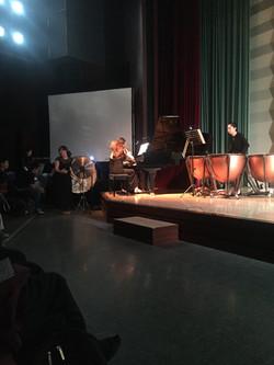 Concert, PKU
