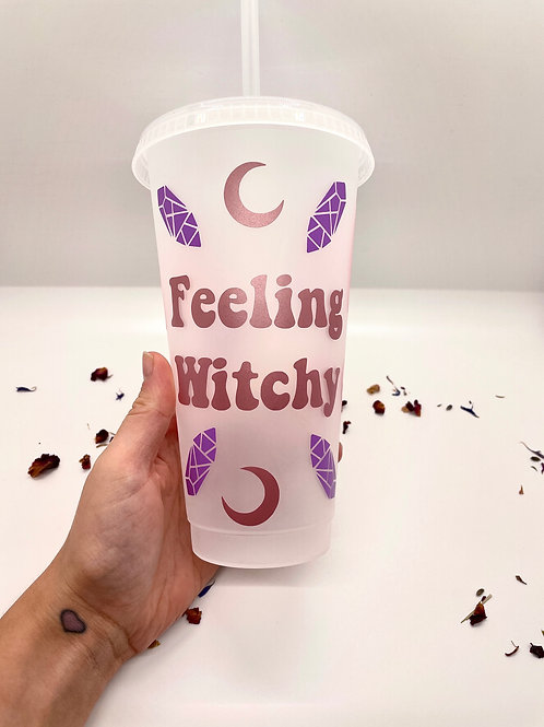 Feeling Witch Cold Cup