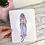 Thumbnail: Lilac illustration print