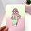 Thumbnail: Milkshake gal print