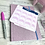 Thumbnail: Weekday Planner Stickers