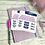 Thumbnail: YouTube planner stickers