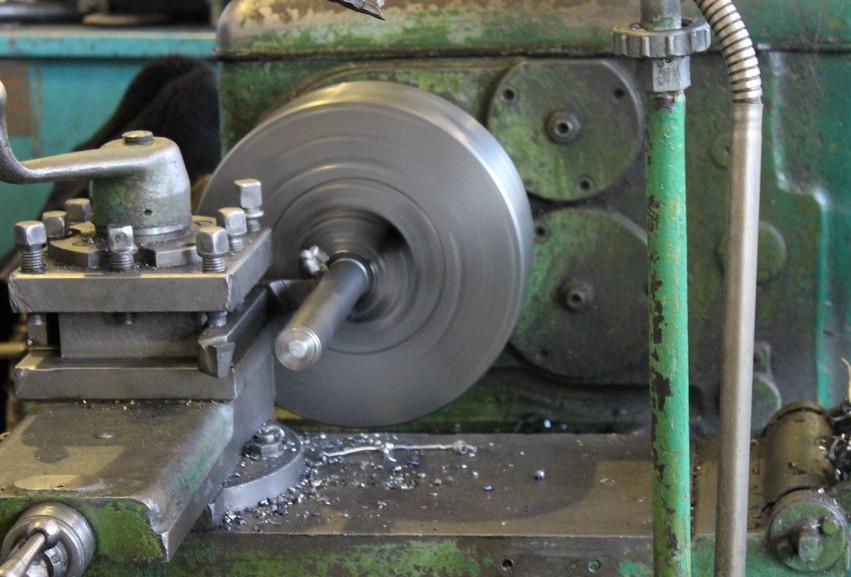 Изготовление фрагмента из заготовки