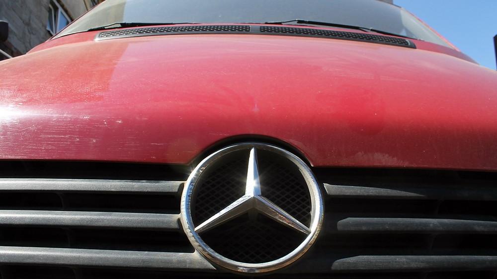 Ремонт рамы фургона Mercedes-Benz Sprinter