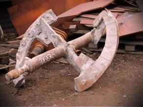 Изготовление вала бетоносмесителя