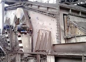 Ремонт станины грохота Metso Nordberg TS 5.3